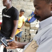 Using_mobile_phones_to_deliver_aid_messages_after_the_earthquake_in_Haiti_(7561267772)
