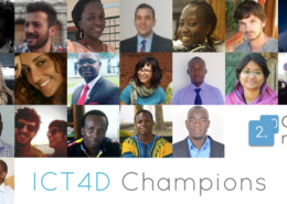 ICT4D Champions, def