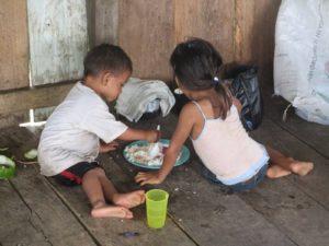 bambini cooperazione
