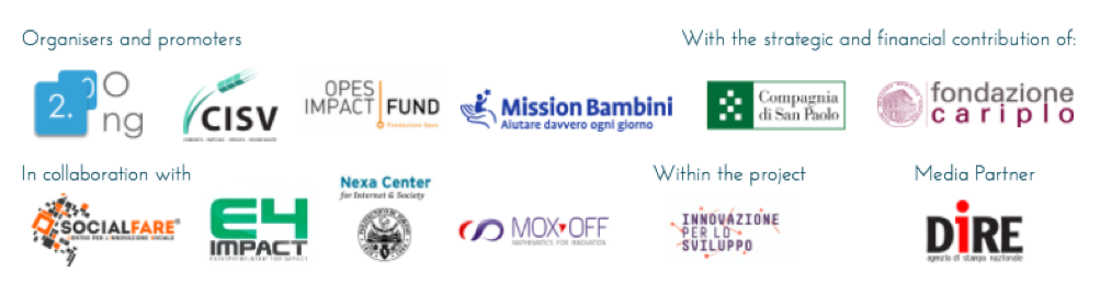 ict for social good 2017 partners